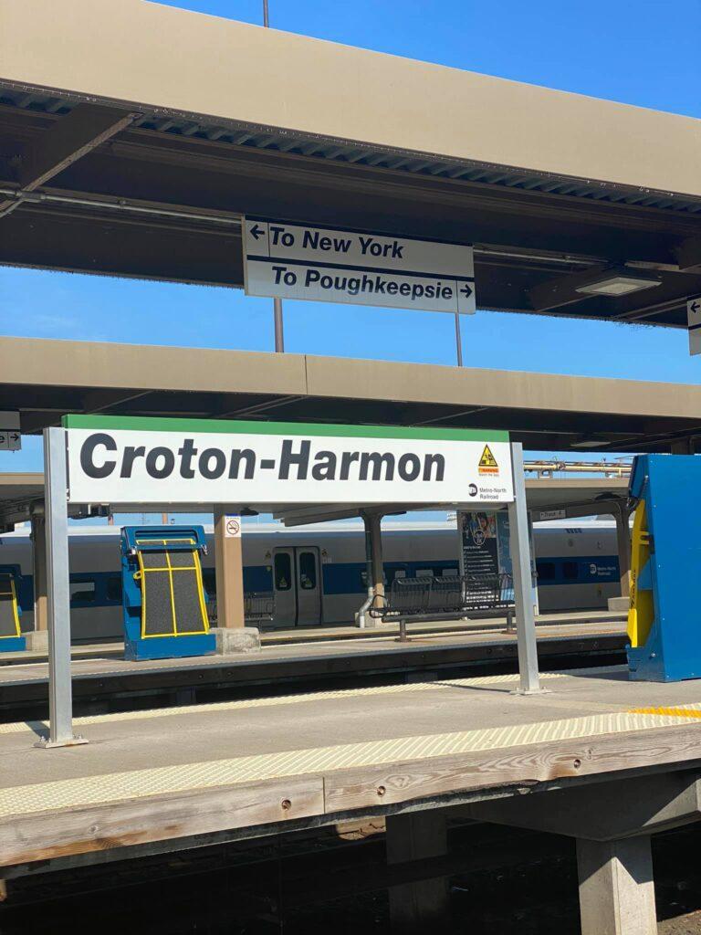 Hudson Line Station