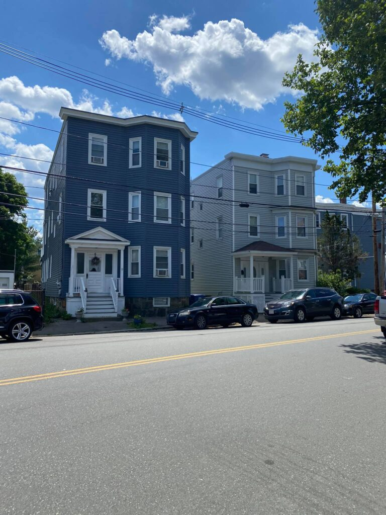 Old Houses in Salem