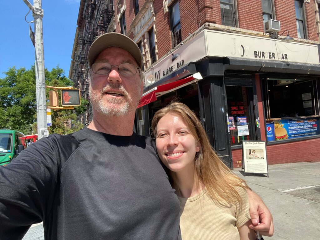 Daddy/Daughter Lunch NYC